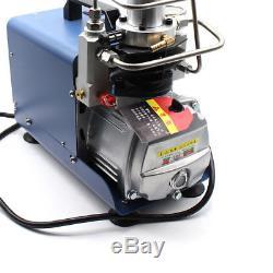 1.8KW 30MPa High Pressure Rifle Air Pump Electric PCP Air Compressor Pump System