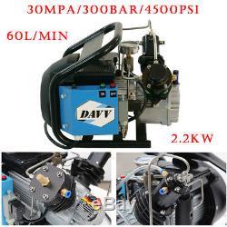 110-230V High Pressure Air Compressor For Paintball PCP Airgun Rifle Scuba Tank