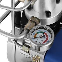 110V 30MPa PCP Electric Air Compressor Pump High Pressure System Rifle YONG HENG