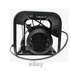110v 4500psi High Pressure Air Compressor for Paintball PCP Rifle Scuba Tank