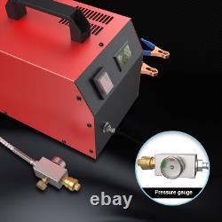 12V 30MPa 4500PSI Air Compressor Pump PCP Electric High Pressure Rifle Car UPS