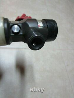 2012 ISI Luxfer 4500psi SCBA 30min CYLINDER BOTTLE TANK MSA For PCP Air Rifle