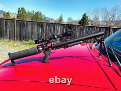 22 Cal. Airforce Talon Pcp. Pellet Rifle With Scope