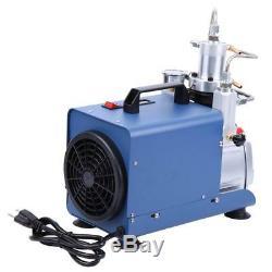 220V YONG HENG PCP 30MPa Electric Air Compressor Pump High Pressure System Rifle