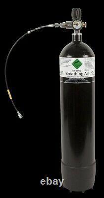 300 Bar Airgun PCP Bottle Air rifle Charging Cylinder with hose & gauge