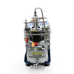 300BAR 30MPA 4500PSI Electric Pump PCP Air Compressor Air Rifles Cylinder 1.8KW