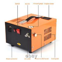 300Bar Car 12V 220V PCP Air Compressor Airgun Rifle Electric High Pressure Pump
