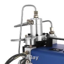 30MPa Air Compressor Pump 110V PCP Electric 4500PSI High Pressure System Rifle A