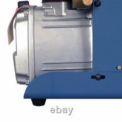 30MPa High Pressure Electric Air Compressor Pump System Rifle PCP 110V