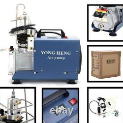 30MPa High Pressure Electric Air Compressor Pump System Rifle PCP YONG HENG