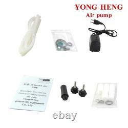 30MPa YONG HENG Electric Air Compressor Pump High Pressure System Rifle PCP