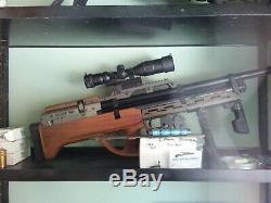 357 pcp Evanix semi full auto air gun
