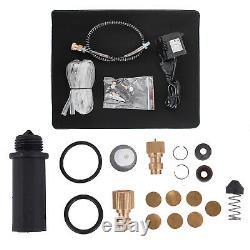 40MPa Electric Air Compressor Pump PCP System Rifle 400BAR/6000PSI High Pressure