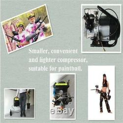 50-60HZ High Pressure Air Compressor for Paintball PCP Airgun Rifle Scuba Tank