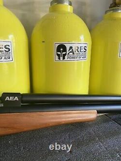 AEA. 35 BOLT ACTION Long Barrel PCP AIR RIFLE By Zachary AEA US