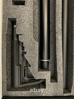 AEA HP standard Customized. 25 cal pcp air rifle 24 barrel