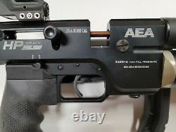 AEA Precision Air Rifle PCP Semi Auto. 25