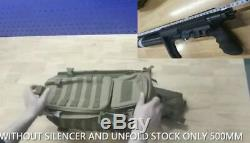 AEA Precision Backpacker Rifle 25 HP Semiauto Carbine With PCP Only Supperessor