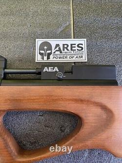 AEA Precision Challenger Bullpup PCP. 25 Bolt With (2) Magazines By Zachary