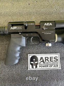 AEA Precision PCP rifle. 25 HP Carbine Semiauto(In Stock) By Zachary AEA US