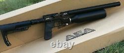 AEA Precision PCP rifle. 25 HP Carbine Semiauto Version 2021