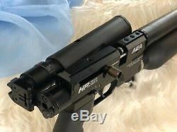 AEA Precision PCP rifle. 25 HP Semiauto Carbine