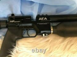 AEA Precision PCP rifle. 25 HP Varmint Bolt Action No Scope(In Stock)