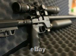 AEA Precision PCP rifle. 25 HP Varmint No Scope(Last One Before Middle Of June)