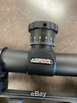 AIRFORCE R0401.22 BARREL CONDOR PCP AIR RIFLE W 4-16x50A0 SCOPE (LAM024881)