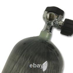 Acecare Air Rifles 4500psi 6.8L CE PCP Scba Cylinder Carbon Fiber Scuba Tank