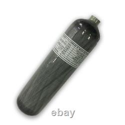 Acecare Hunting PCP Rifle 3L CE 4500psi SCBA Cylinder Carbon Fiber Air Tank Kits