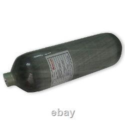 Acecare PCP Air Rifle 2.17L CE 4500Psi Scuba Cylinder Carbon Fiber Tank Fishing