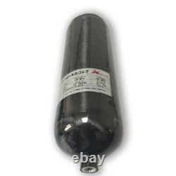 Acecare PCP Air Rifle 9L CE 4500Psi Carbon Fiber Tank Scuba Empty Bottle M181.5