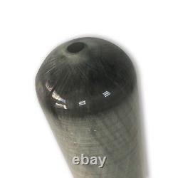 Acecare PCP Rifle 2L CE 300bar Carbon Fiber Air Tank Scuba Cylinder M181.5