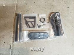 Aea Precision (pcp) Rear Cnc Buttstock Black Kit