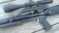AirForce 22 CAL Condor PCP Air Rifle by AirForce