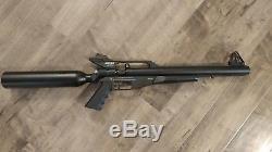 AirForce Talon SS PCP Air Rifle Black. 25 Cal PCP Air Rifle TalonTunes