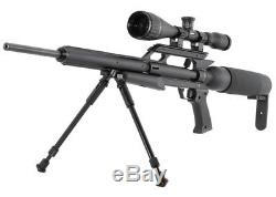 AirForce Ultimate Condor PCP Air Rifle It has everything! 0.25 cal