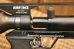 Airforce Condor SS. 25 PCP Air Rifle With Exact Diabolo Pellets NO RESERVE