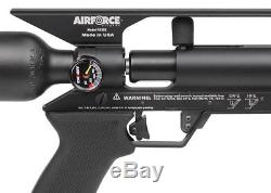 Airforce Escape SS Black. 22 PCP Pellet Rifle