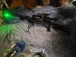Airforce Texan 45 Caliber Pcp Big Bore Air rifle with the New TX2 Valve