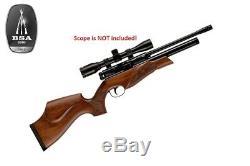 BSA 1803 Ultra SE. 25 Cal Multishot Beech Wood Stock PCP Air Rifle (Refurb)