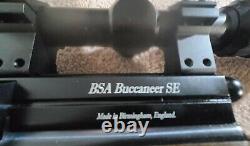 BSA Buccaneer SE. 177 Cal WOOD Stock PCP Air Rifle