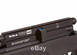 BSA Scorpion SE. 177 Cal 1000 FPS Tactical Multishot PCP Air Rifle (Refurb)