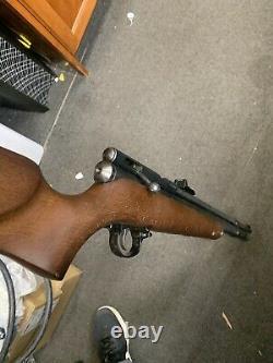 Beeman QB chief PCP (air rifle and pump) Q31