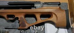 Benjamin Akela 0.22 PCP Multi-Shot Side Lever Air Rifle