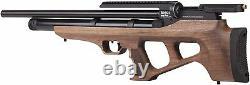 Benjamin Akela. 22-Caliber PCP-Powered Multi-Shot Side Lever Hunting Air Rifle