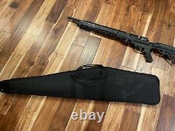 Benjamin Armada 0.22 Caliber Precharged Pneumatic (PCP) Air Rifle BTAP22