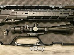 Benjamin Armada. 25 Cal PCP Air Rifle with Vortex Viper Scope and Unique Stock
