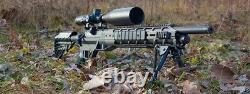 Benjamin Armada PCP. 25 Cal Air Rifle Combo with 2-7x32mm Scope & Bipod BTAP25SX
